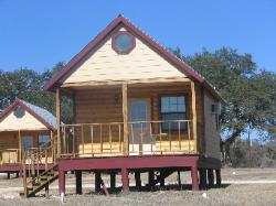 Bandera resort and sports park small cabins for Cooper s cabin park city